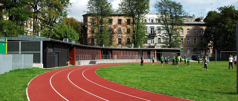 Organizacja działalności stadionu MOS Kraków – Zachód