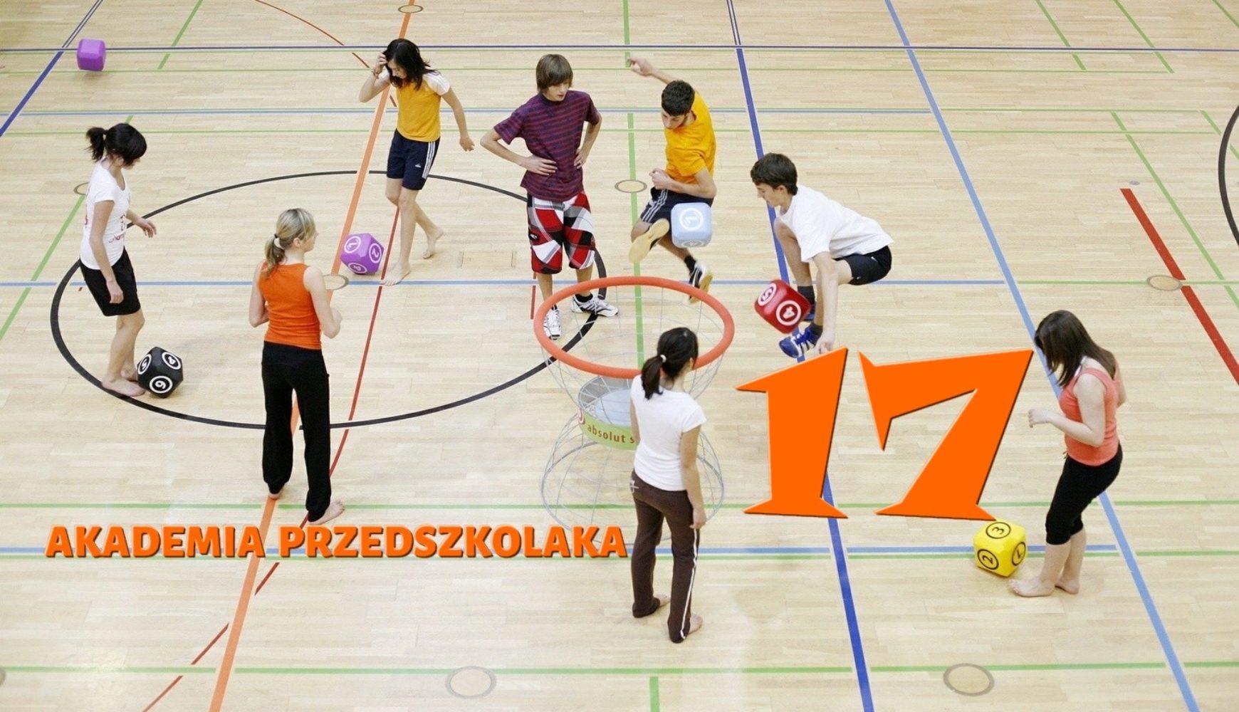 Ćwiczenia domowe – 17 – Akademia Przedszkolaka