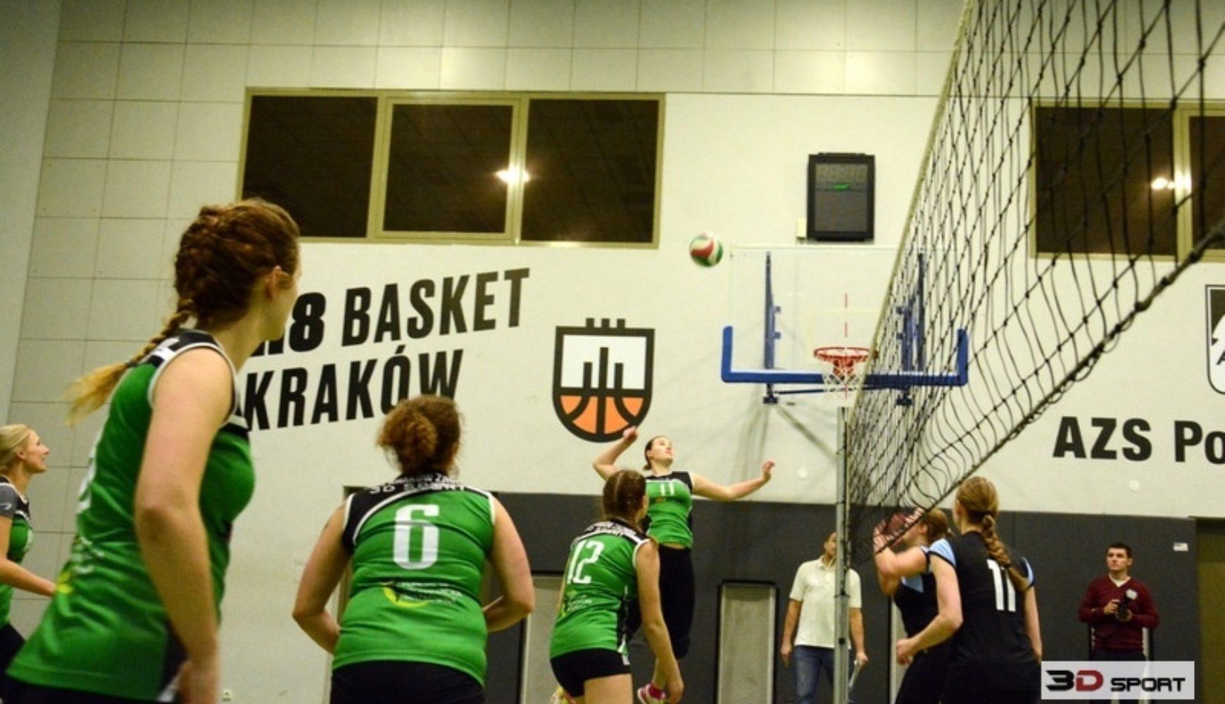 Niepokonane siatkarki MOS Zachód 3D Sport